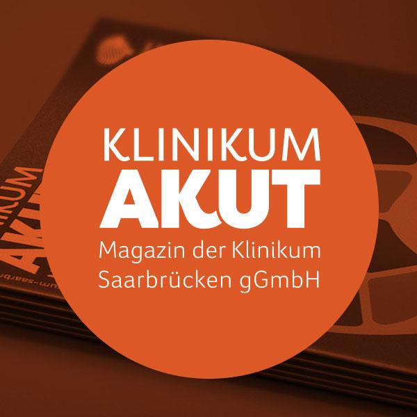 Magazin Klinikum Saarbrücken